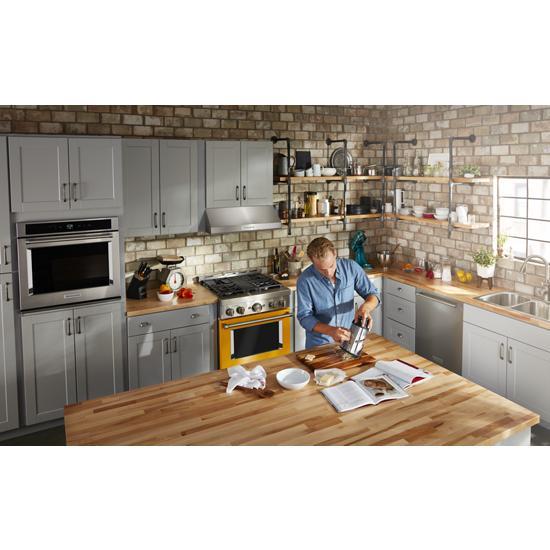 Model: KDTE204GPS   KitchenAid 46 DBA Dishwasher with Bottle Wash Option and PrintShield™ Finish