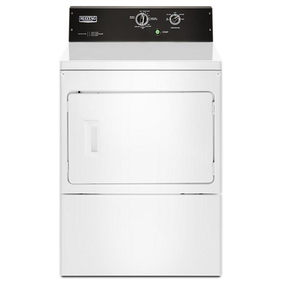 Model: MEDP575GW | Maytag 7.4 cu. ft. Commercial-Grade Residential Dryer