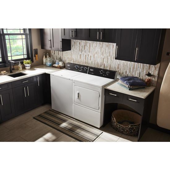 Model: MGDP575GW   Maytag 7.4 cu. ft. Commercial-Grade Residential Dryer