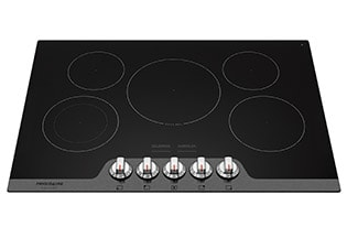"Model: FGEC3068UB | Frigidaire Gallery 30"" Electric Cooktop"
