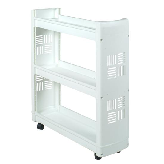 Unbranded Rolling Laundry Supply Cart