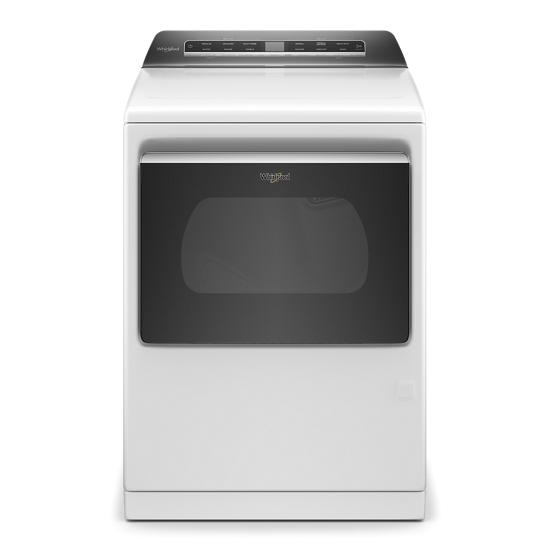 Whirlpool 7.4 cu. ft. Smart Capable Top Load Gas Dryer