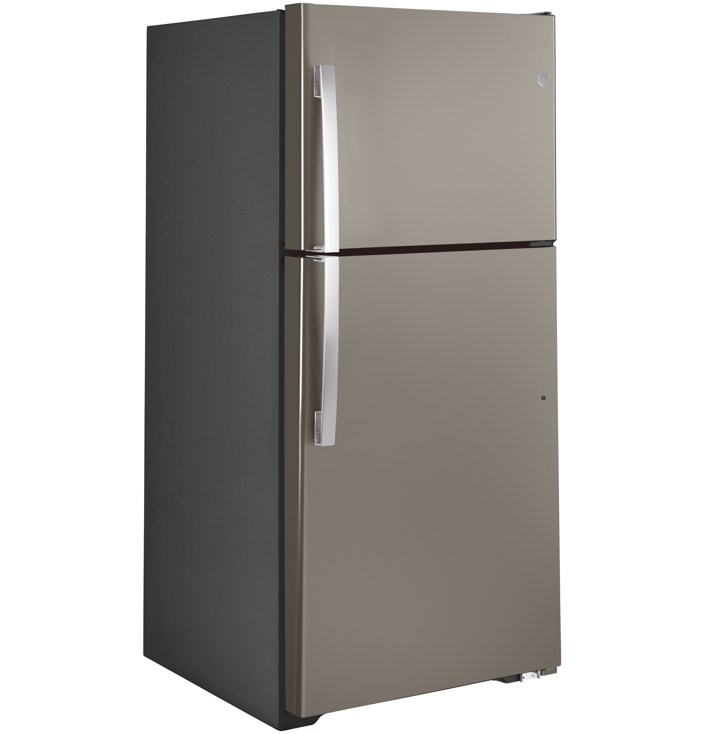 Model: GTS22KMNRES | GE GE® 21.9 Cu. Ft. Top-Freezer Refrigerator
