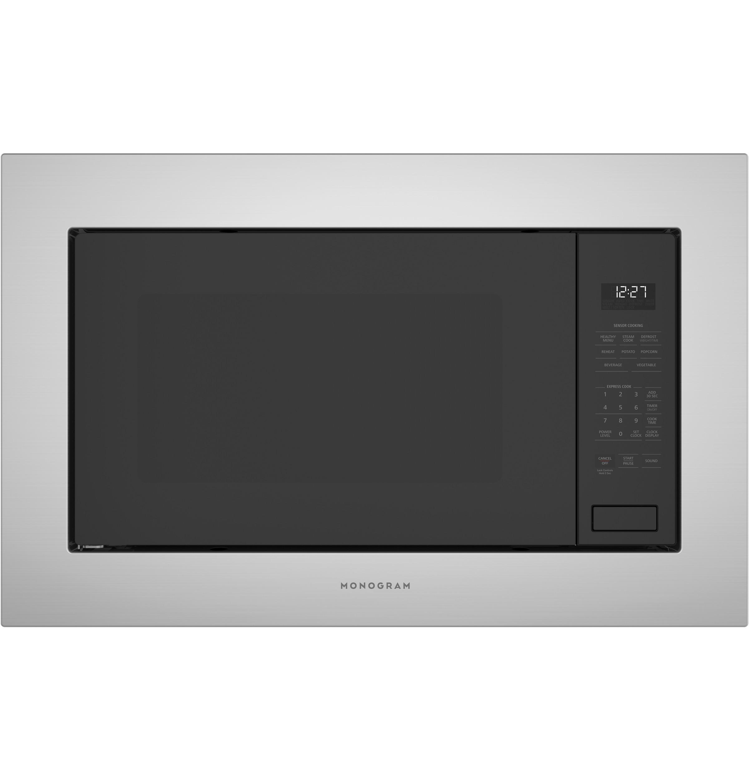 Monogram Monogram 2.2 Cu. Ft. Built-In Microwave Oven