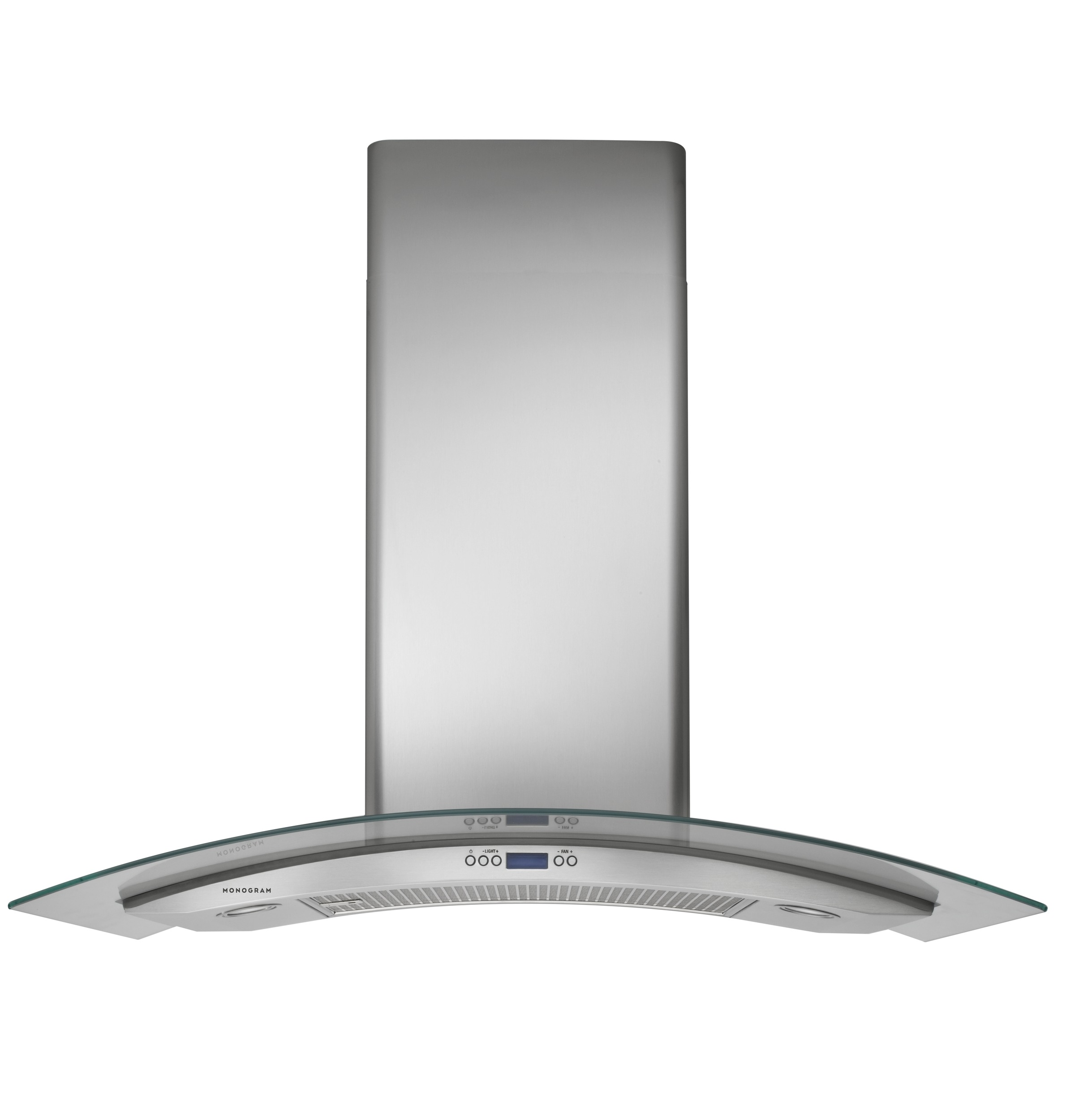 "Monogram Monogram 36"" Glass Canopy Wall-Mounted Hood"