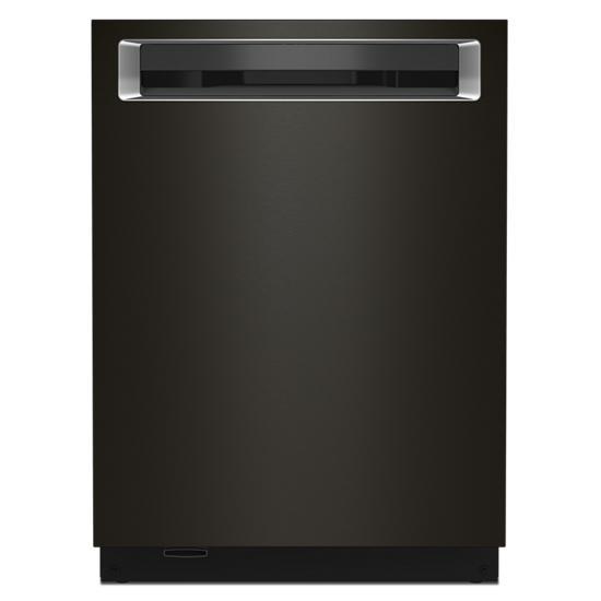 44 dBA Dishwasher in PrintShield™ Finish with FreeFlex™ Third Rack