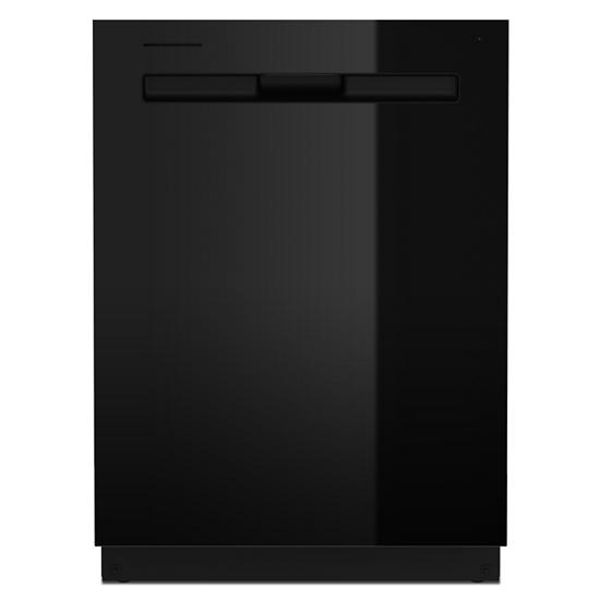 Maytag Top control dishwasher with Third Level Rack and Dual Power filtration