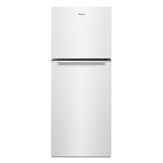 Whirlpool 24-inch Wide Small Space Top-Freezer Refrigerator - 11.6 cu. ft.