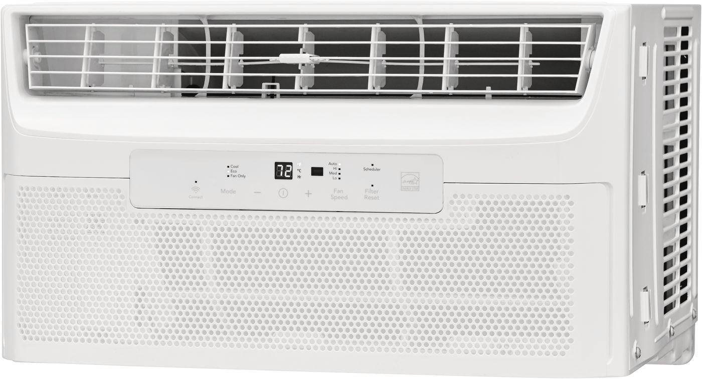 Model: GHWW083WB1 | Frigidaire Gallery 8,000 BTU Quiet Temp Smart Room Air Conditioner