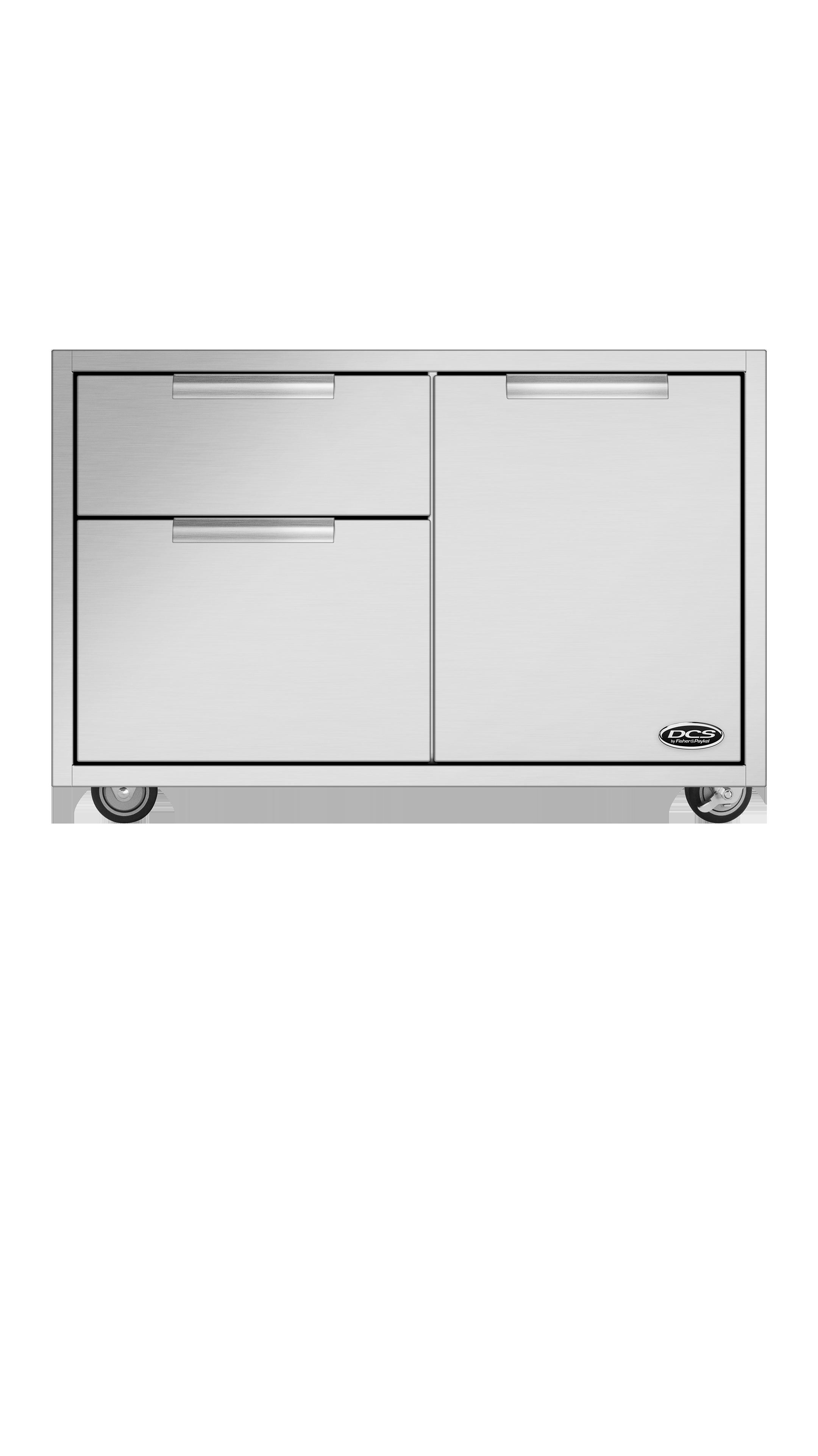 """Model: CAD1-36E   DCS 36"""" Cad Grill Cart, Series 9"""