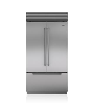 "Model: BI-42UFD/S/PH | Sub-Zero 42"" Classic French Door Refrigerator/Freezer"