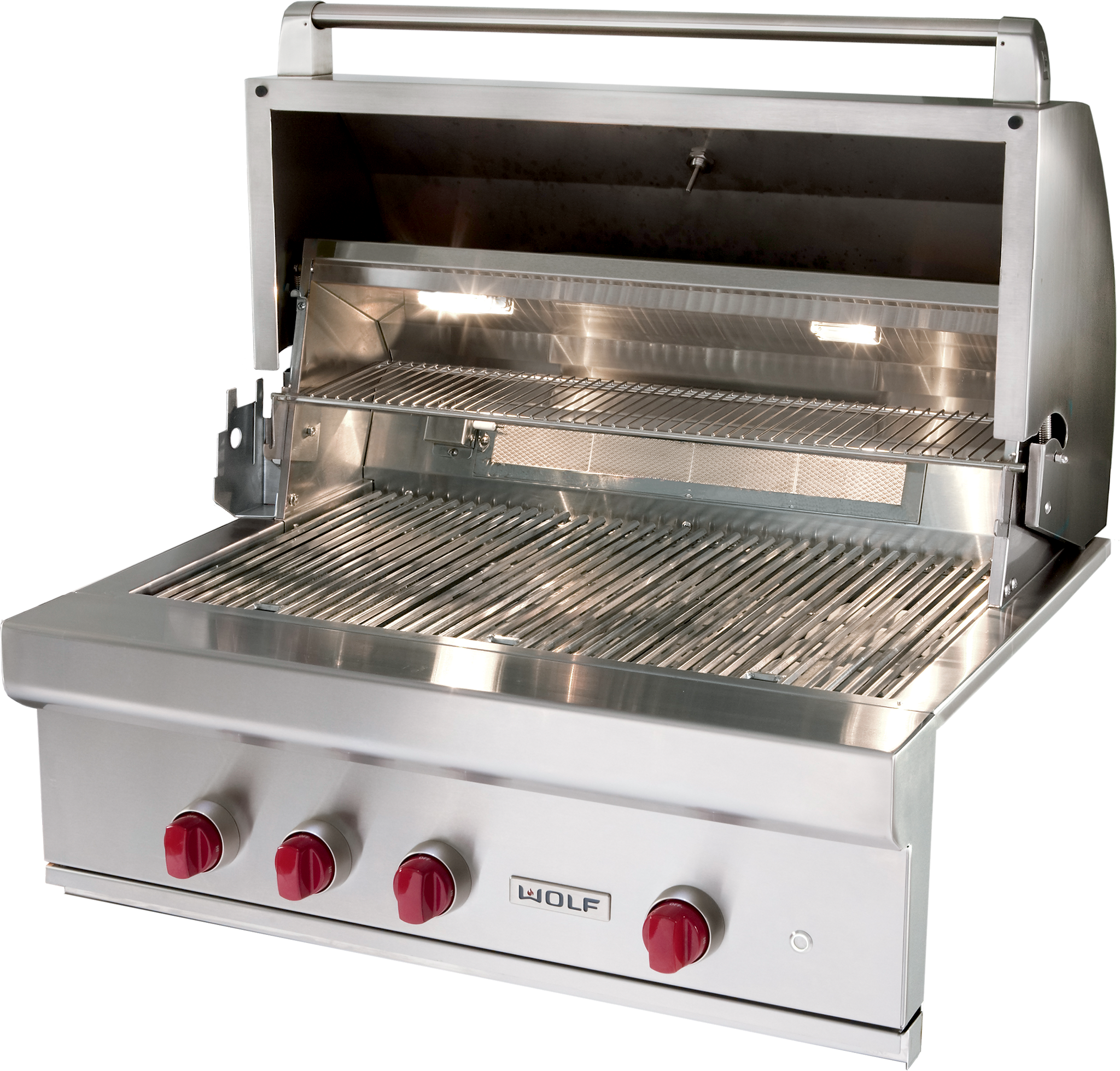 "Model: OG36 | Wolf 36"" Outdoor Gas Grill"