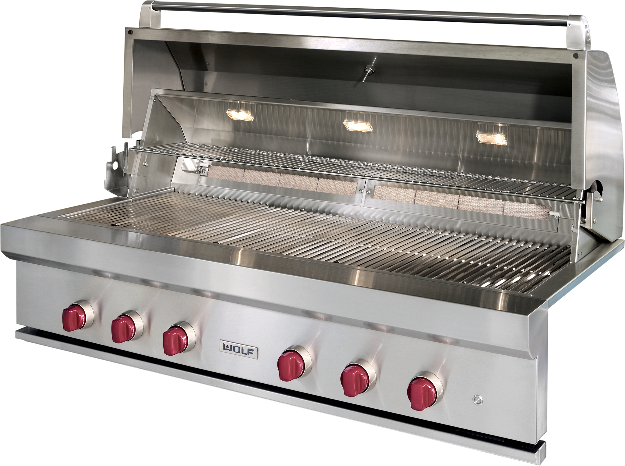 "Model: OG54-LP | Wolf 54"" Outdoor Gas Grill"