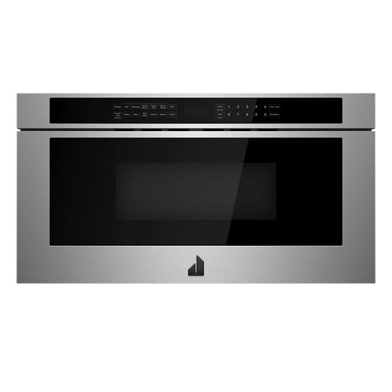 """Jenn-Air RISE™ 24"""" Under Counter Microwave Oven with Drawer Design"""