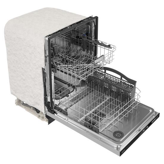 Model: MDB7959SKZ | Maytag Top control dishwasher with Dual Power filtration