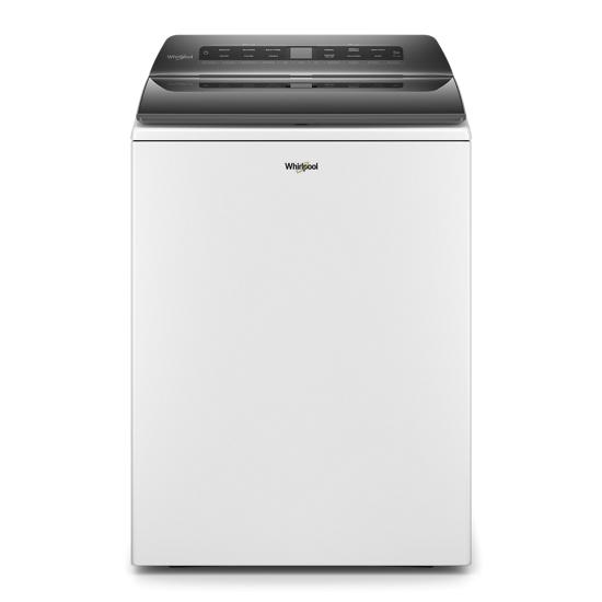 Whirlpool 4.7 cu. ft. Top Load Washer with Pretreat Station