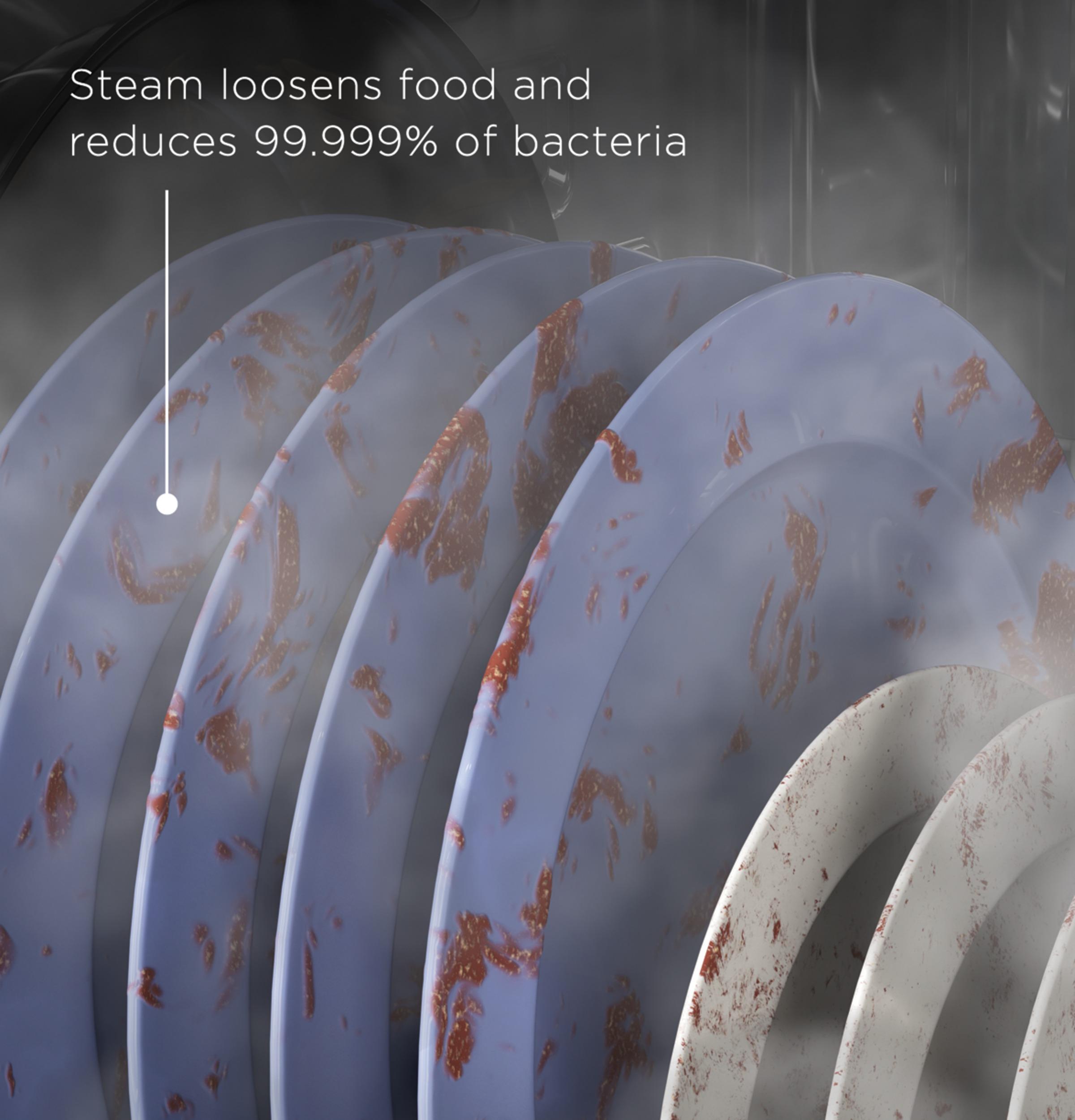 Model: GDT635HMMES | GE GE® Smart Hybrid Stainless Steel Interior Dishwasher with Hidden Controls