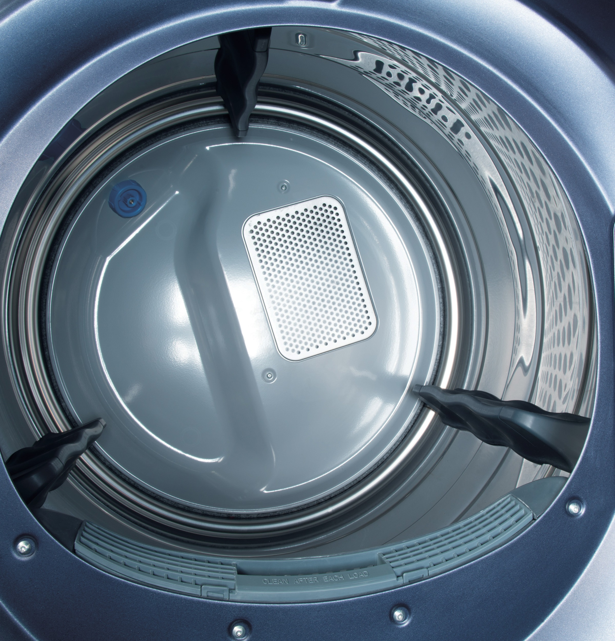 Model: GFD85GSPNDG | GE GE® 7.8 cu. ft. Capacity Smart Front Load Gas Dryer with Steam and Sanitize Cycle