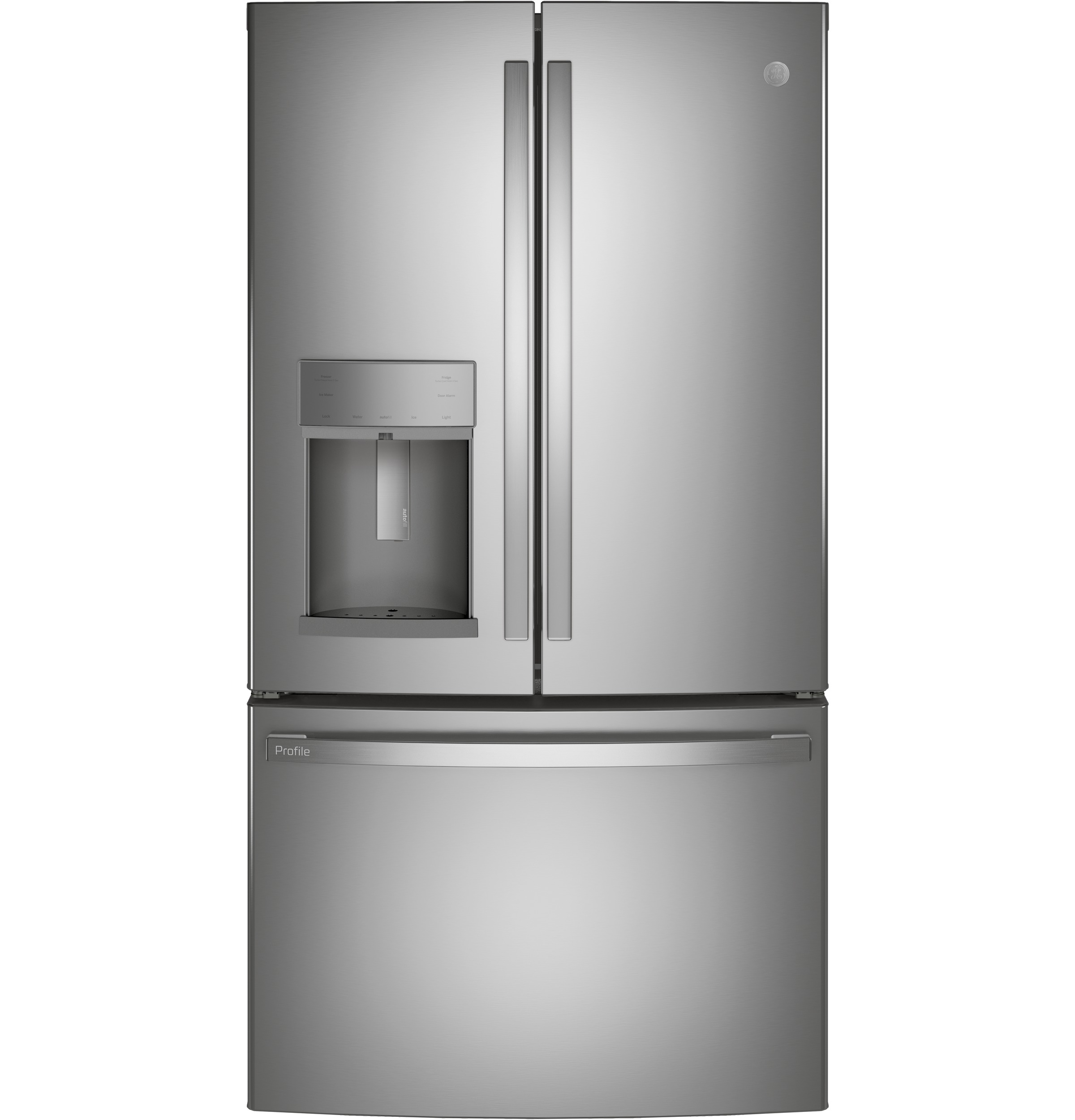 GE Profile GE Profile™ Series 27.7 Cu. Ft. French-Door Refrigerator with Door In Door and Hands-Free AutoFill