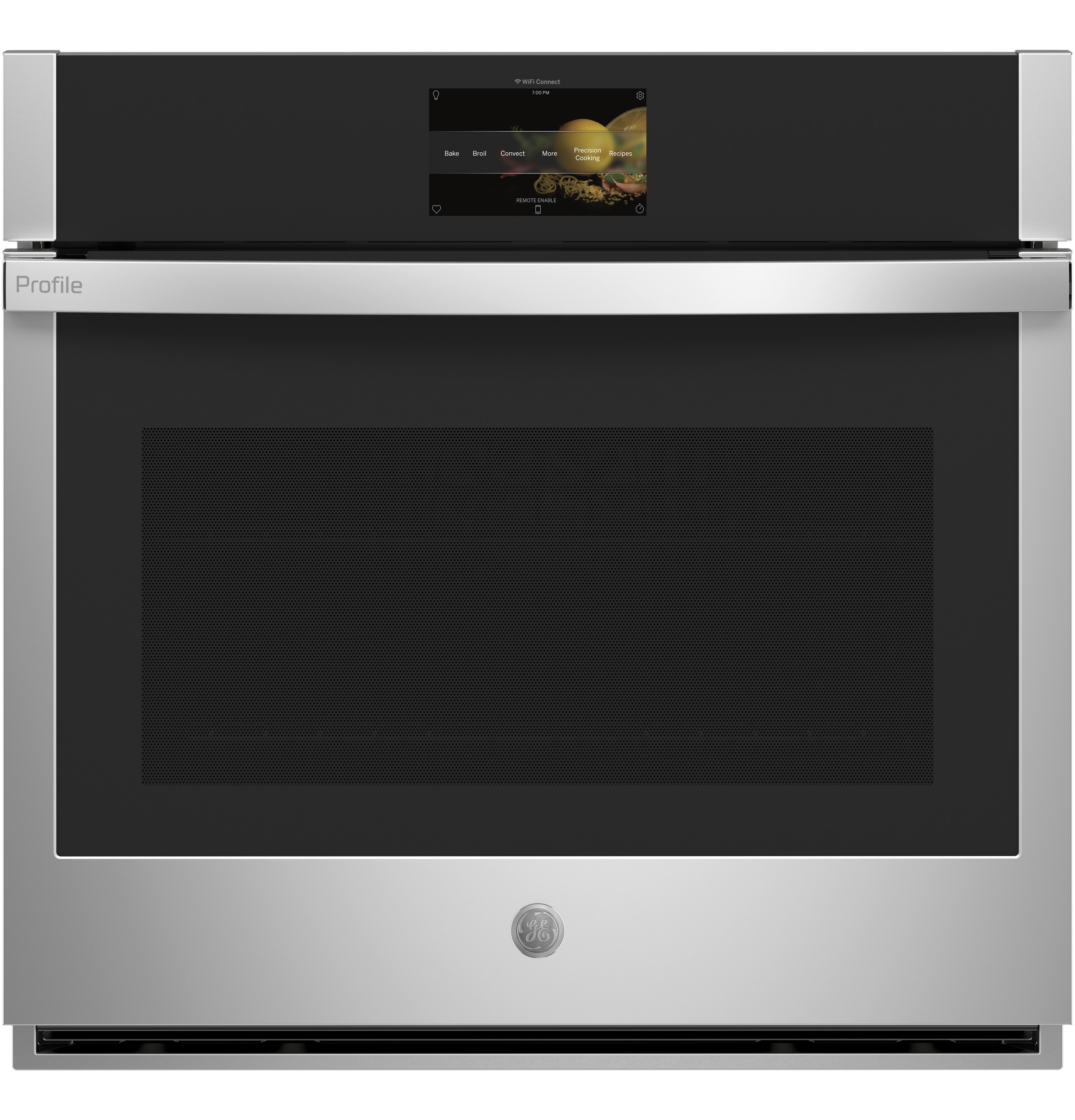"""GE Profile GE Profile™ 30"""" Smart Built-In Convection Single Wall Oven with In-Oven Camera and Air Fry"""
