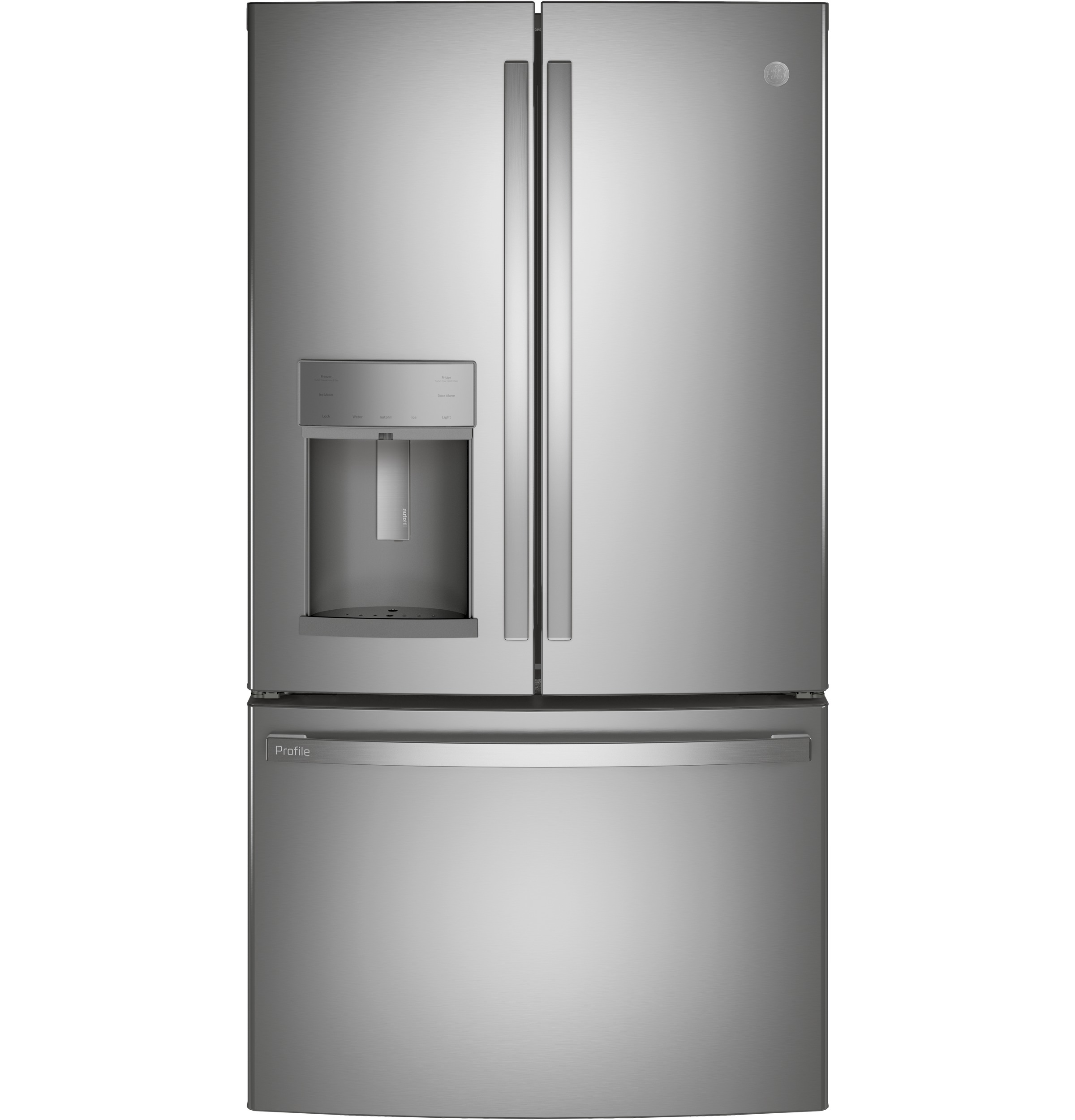 GE Profile  22.1 Cu. Ft. Counter-Depth French-Door Refrigerator