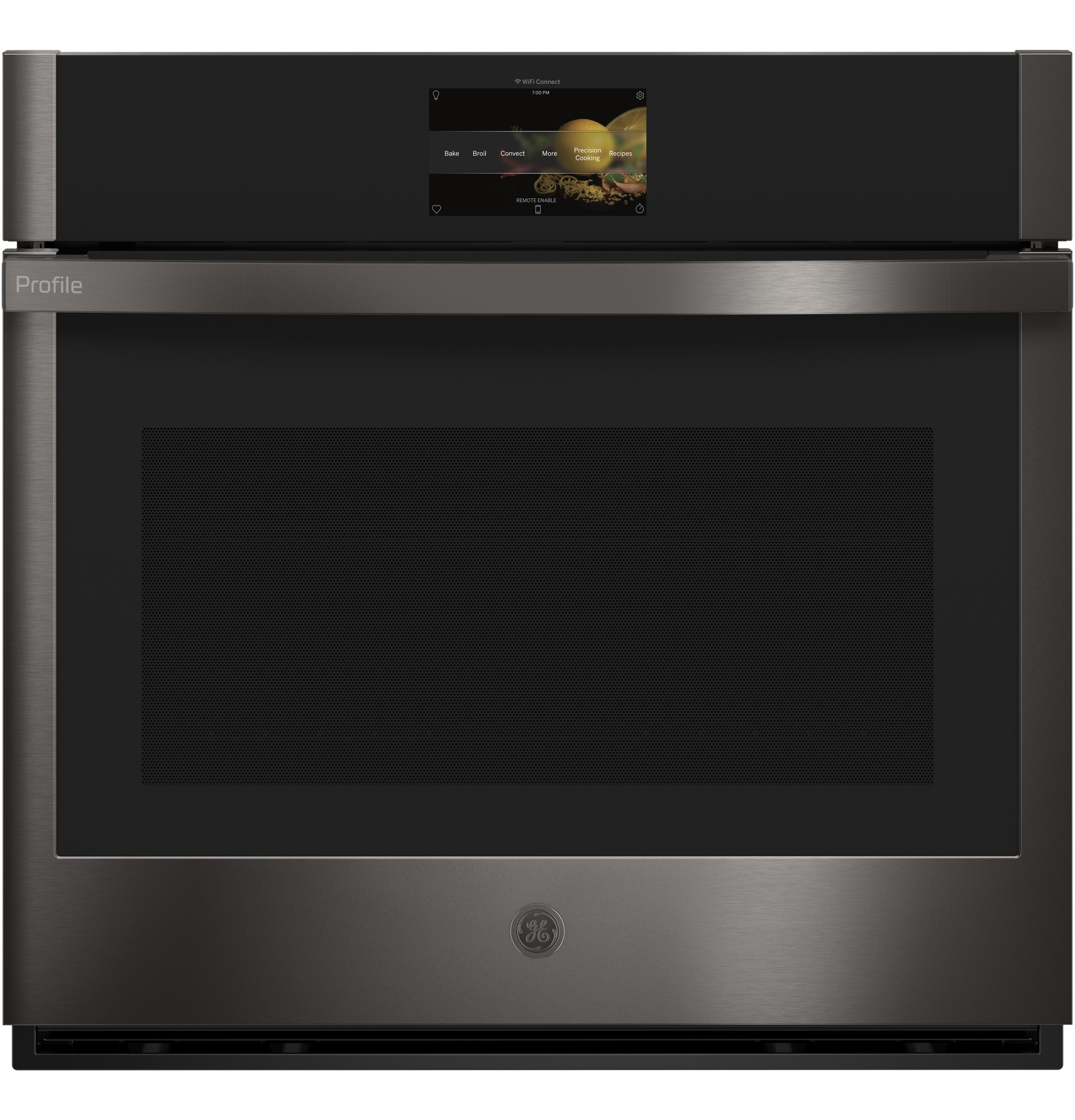 "GE Profile GE Profile™ 30"" Smart Built-In Convection Single Wall Oven"