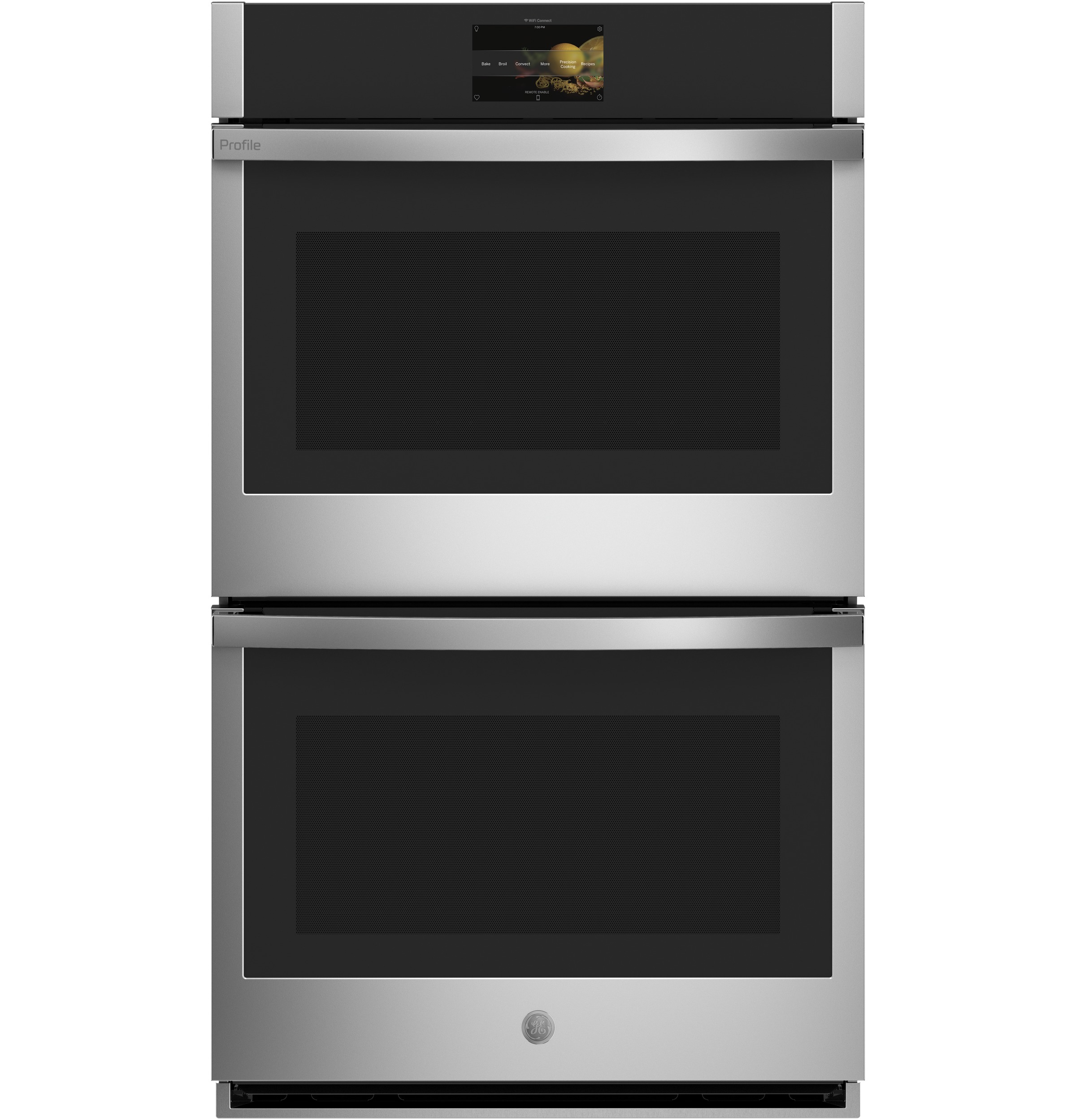 "GE Profile GE Profile™ 30"" Smart Built-In Convection Double Wall Oven"