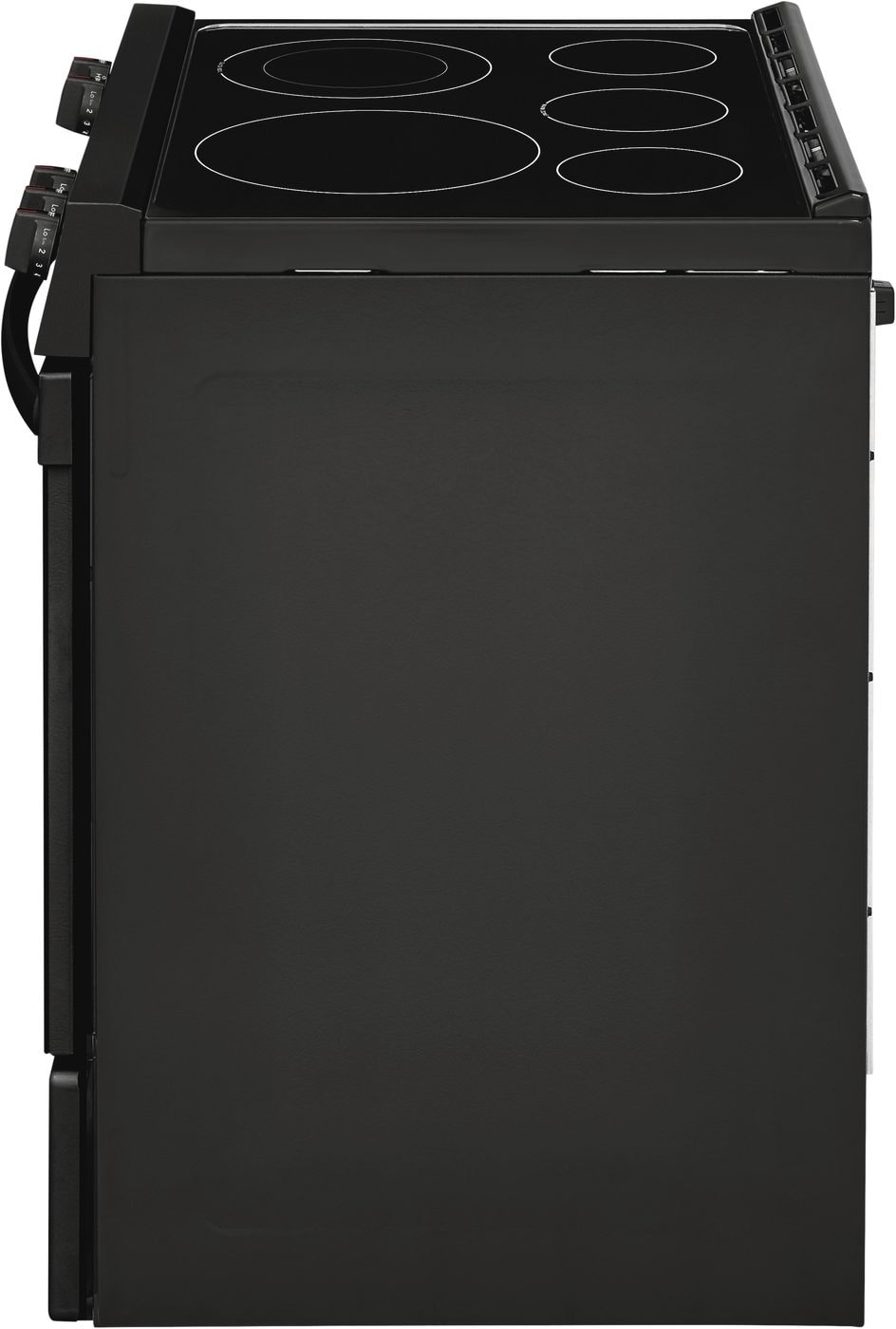 "Model: FFEH3054UB | Frigidaire 30"" Front Control Freestanding Electric Range"