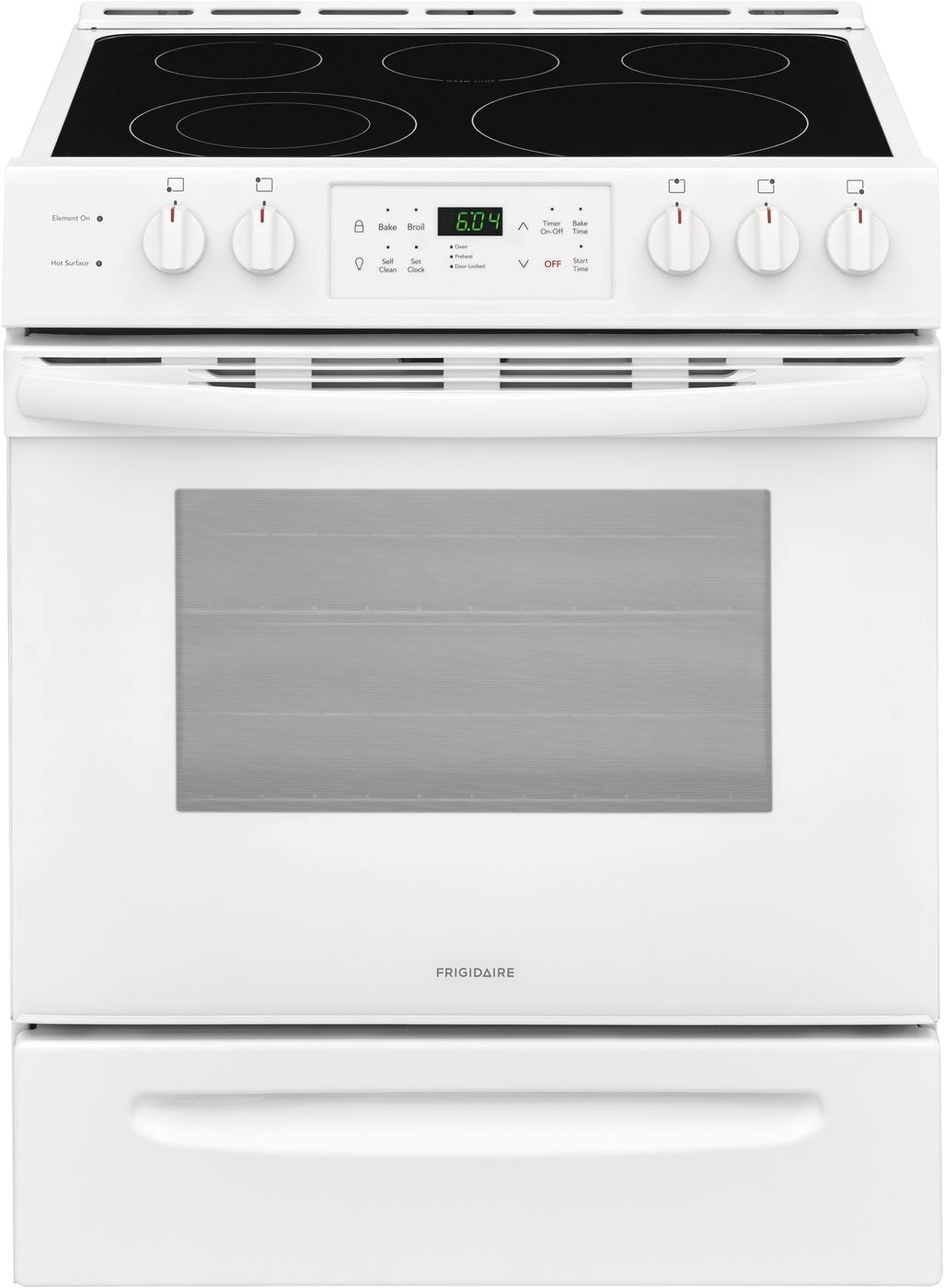 "Frigidaire 30"" Front Control Freestanding Electric Range"