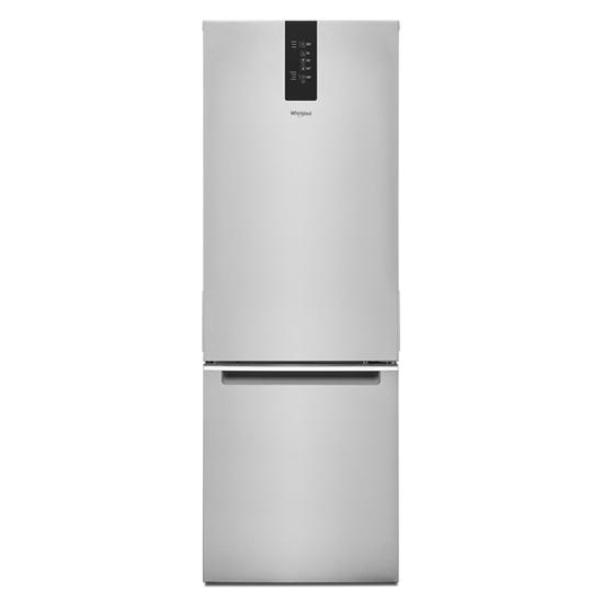 Whirlpool 24-inch Wide Bottom-Freezer Refrigerator - 12.7 cu. ft.