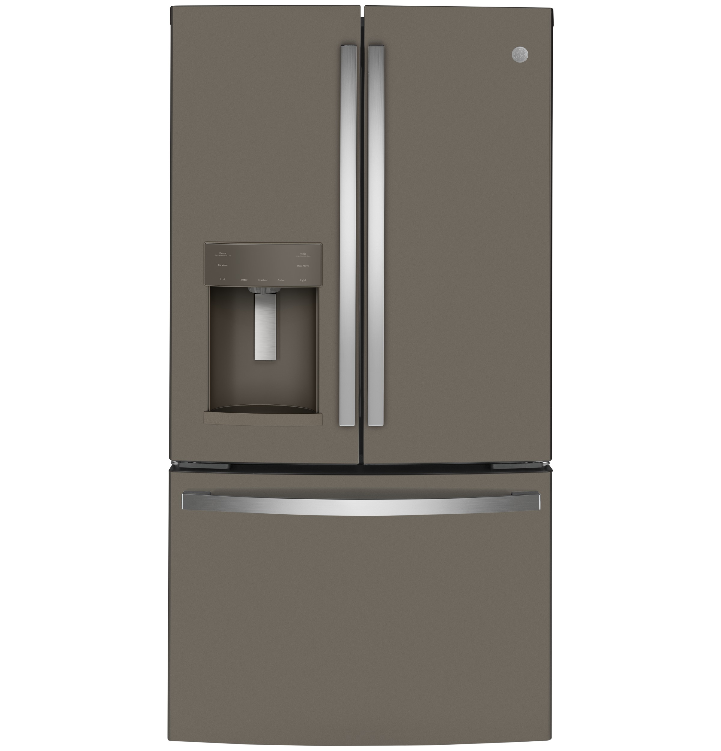 GE GE® ENERGY STAR® 22.1 Cu. Ft. Counter-Depth French-Door Refrigerator