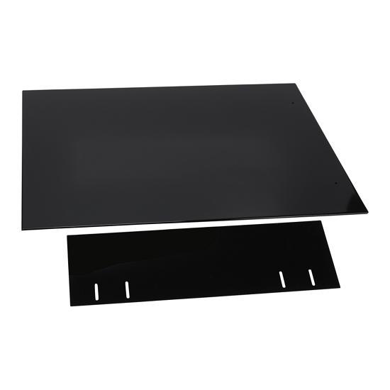 Unbranded Dishwasher Side Panel, Black