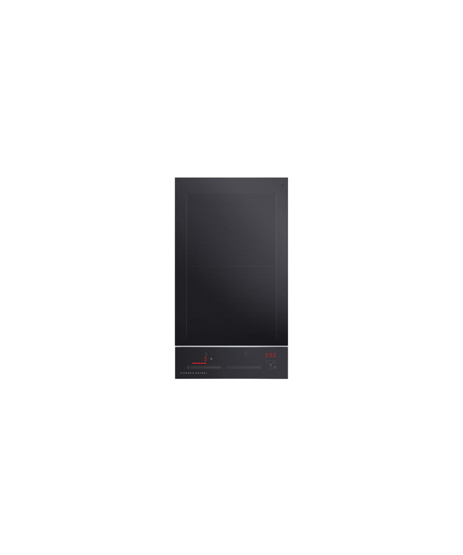 """Model: CI122DTB2_N   Fisher and Paykel Induction Cooktop 12"""" 2 Zone with SmartZone"""