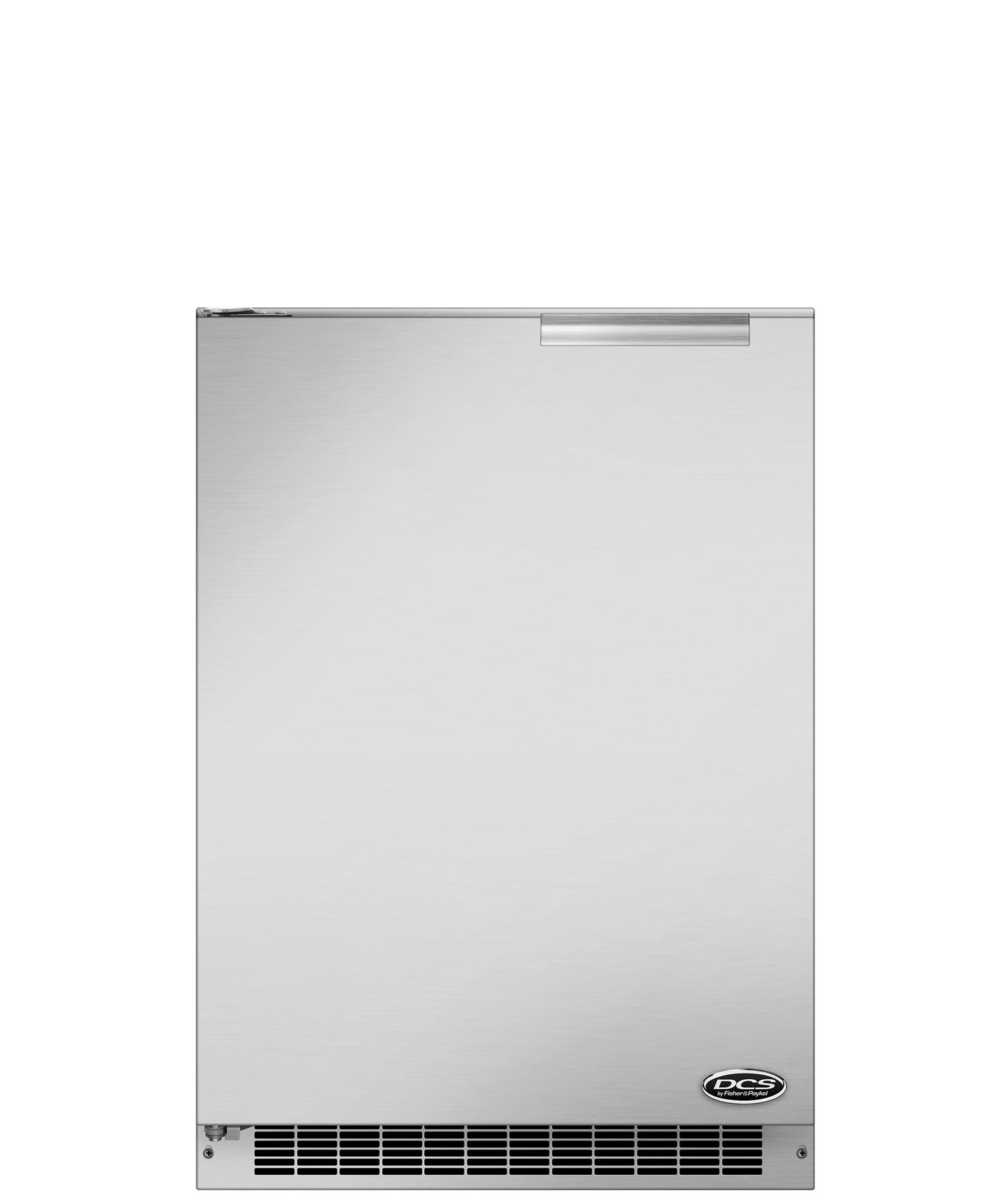 """DCS 24"""" Outdoor Refrigerator, Left Hinge"""