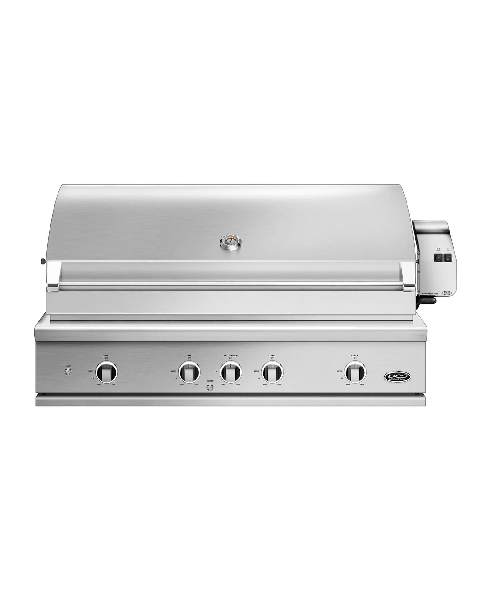 """DCS 48"""" Grill, Rotisserie and Charcoal"""