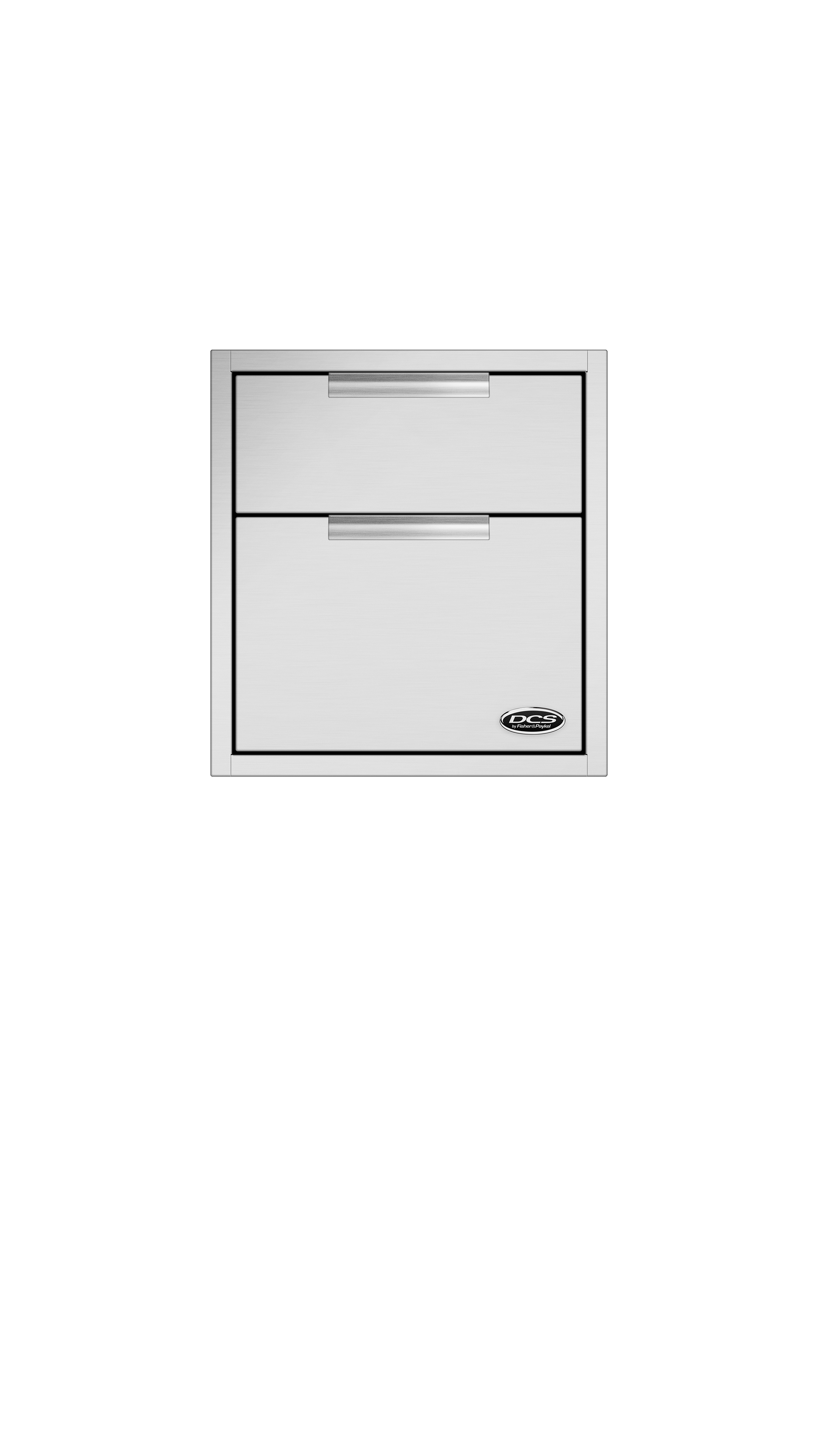 Model: TDD1-20   DCS Tower Drawer Double