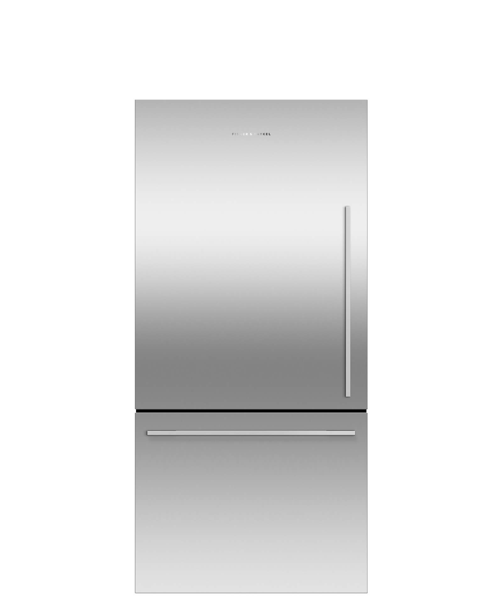 Fisher and Paykel SCRATCH & DENT--Counter Depth Refrigerator 17 cu ft
