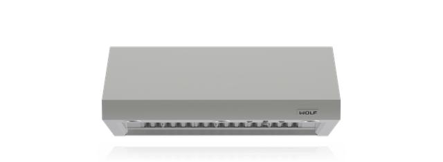 "Model: PW483318O | Wolf 48"" Outdoor Pro Wall Hood"