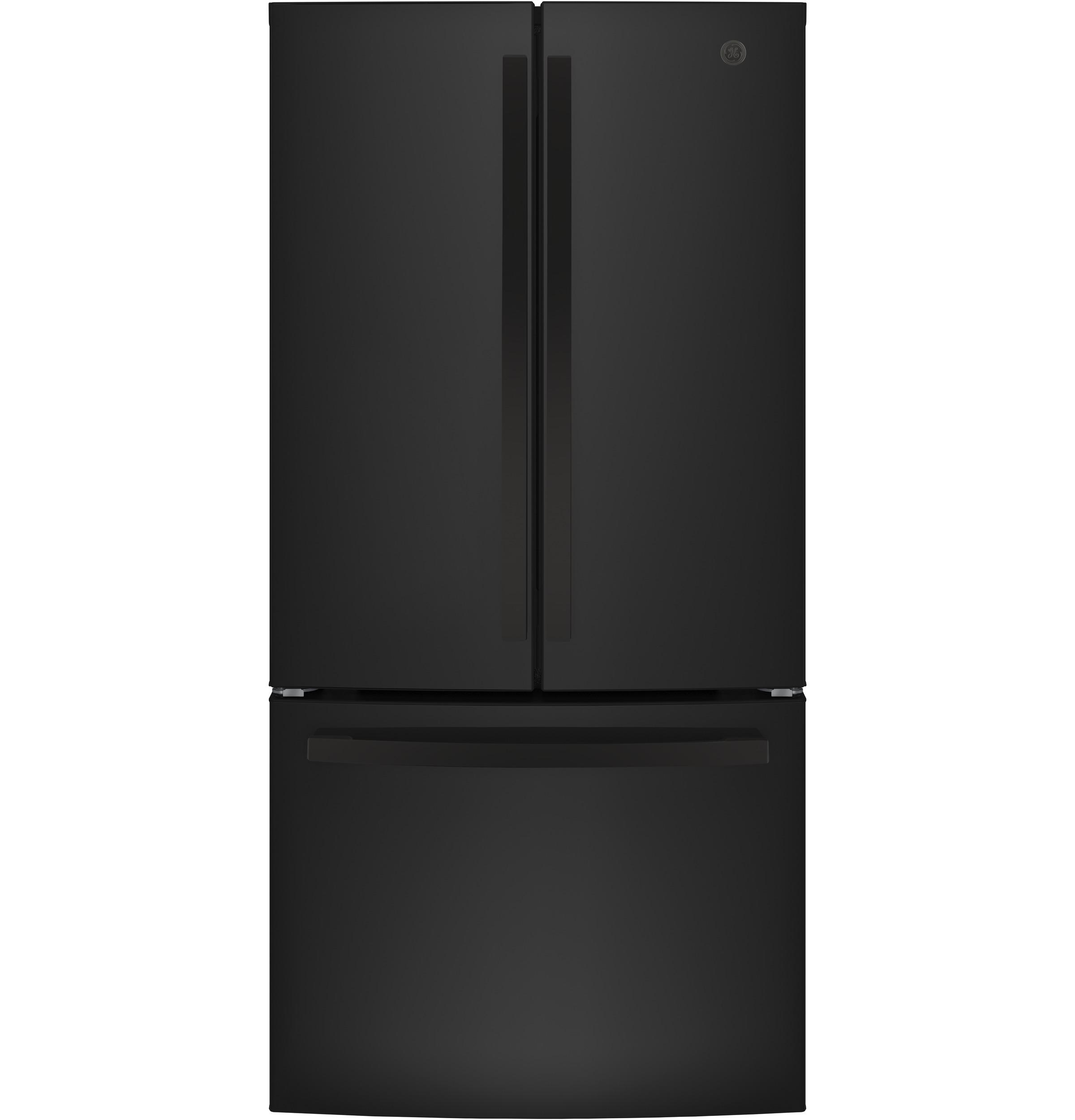 GE GE® ENERGY STAR® 18.6 Cu. Ft. Counter-Depth French-Door Refrigerator
