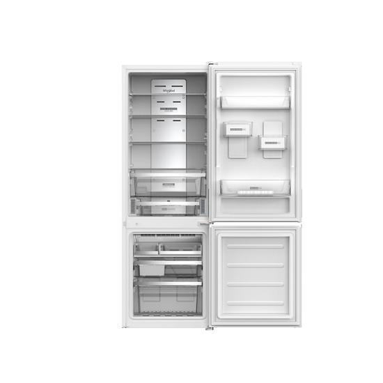 Model: WRB533CZJW | Whirlpool 24-inch Wide Bottom-Freezer Refrigerator - 12.7 cu. ft.