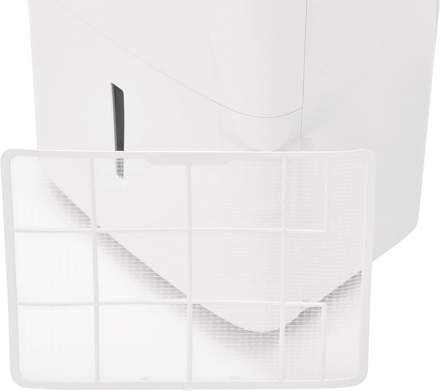 Model: FFAP5033W1 | Frigidaire High Humidity 50 Pint Capacity Dehumidifier with Built In Pump