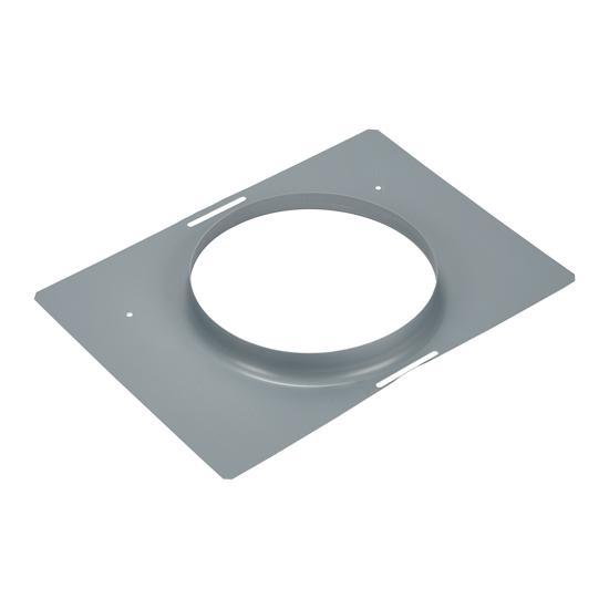 Unbranded Range Hood Damper Mounting Plate