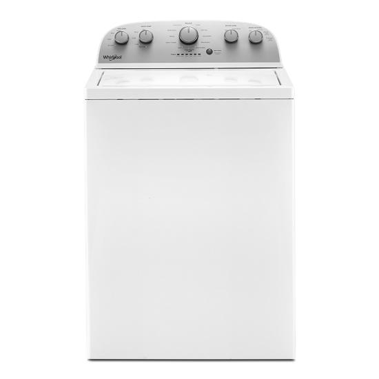 Whirlpool 4.2 cu. ft. High-Efficiency Top Load Washer with Agitator