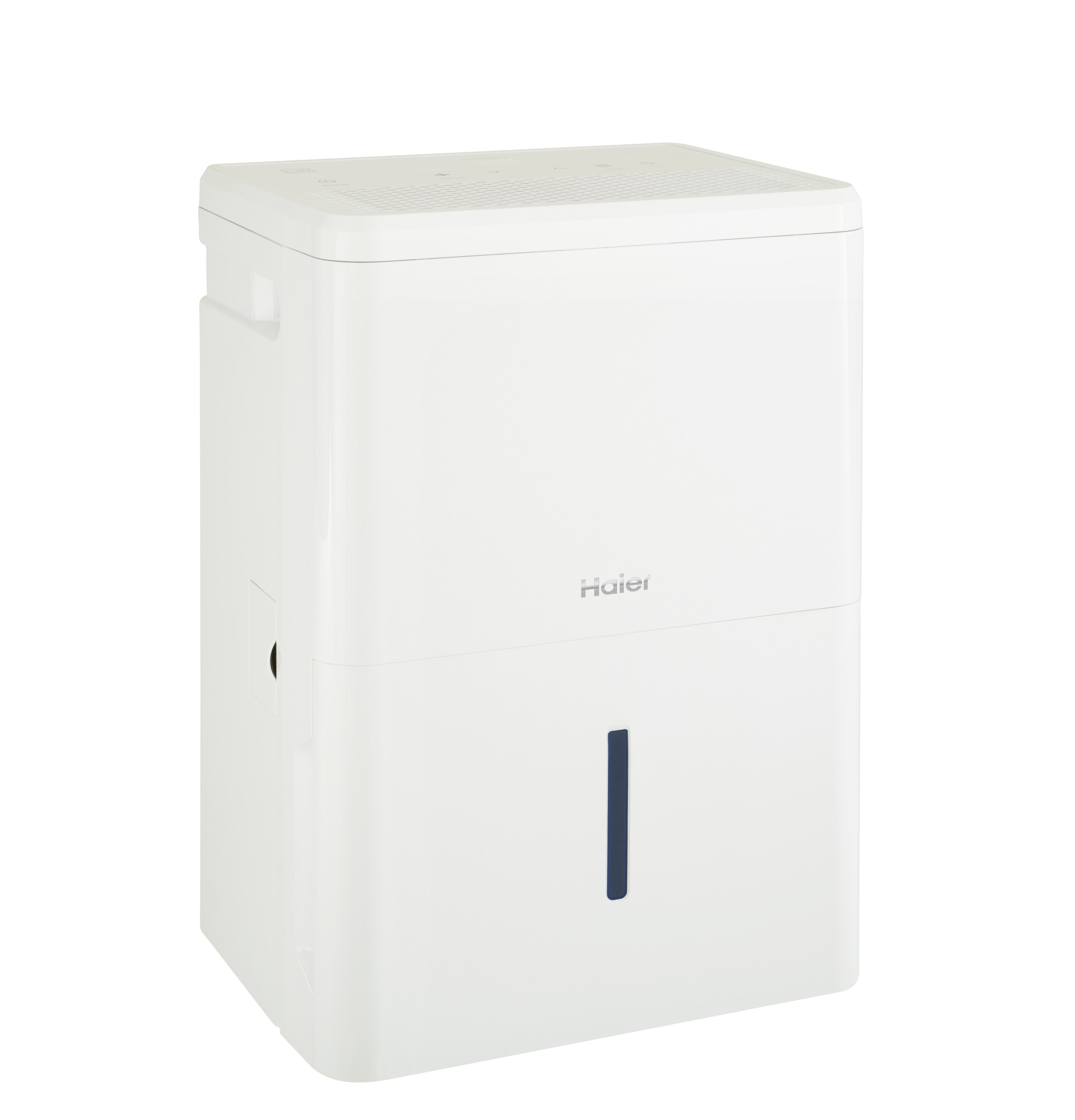 Model: QDHR35LZ | Haier Haier® 35 Pint ENERGY STAR® Dehumidifier with Digital Controls for Very Damp Rooms, White