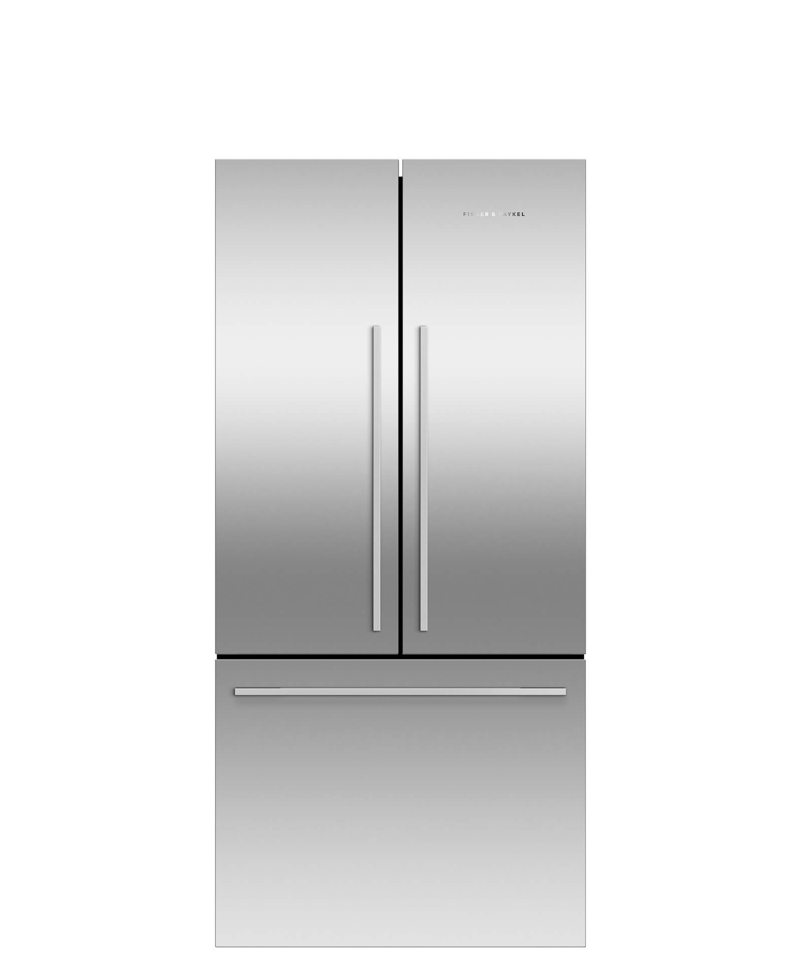 Fisher and Paykel French Door Refrigerator 17cu ft