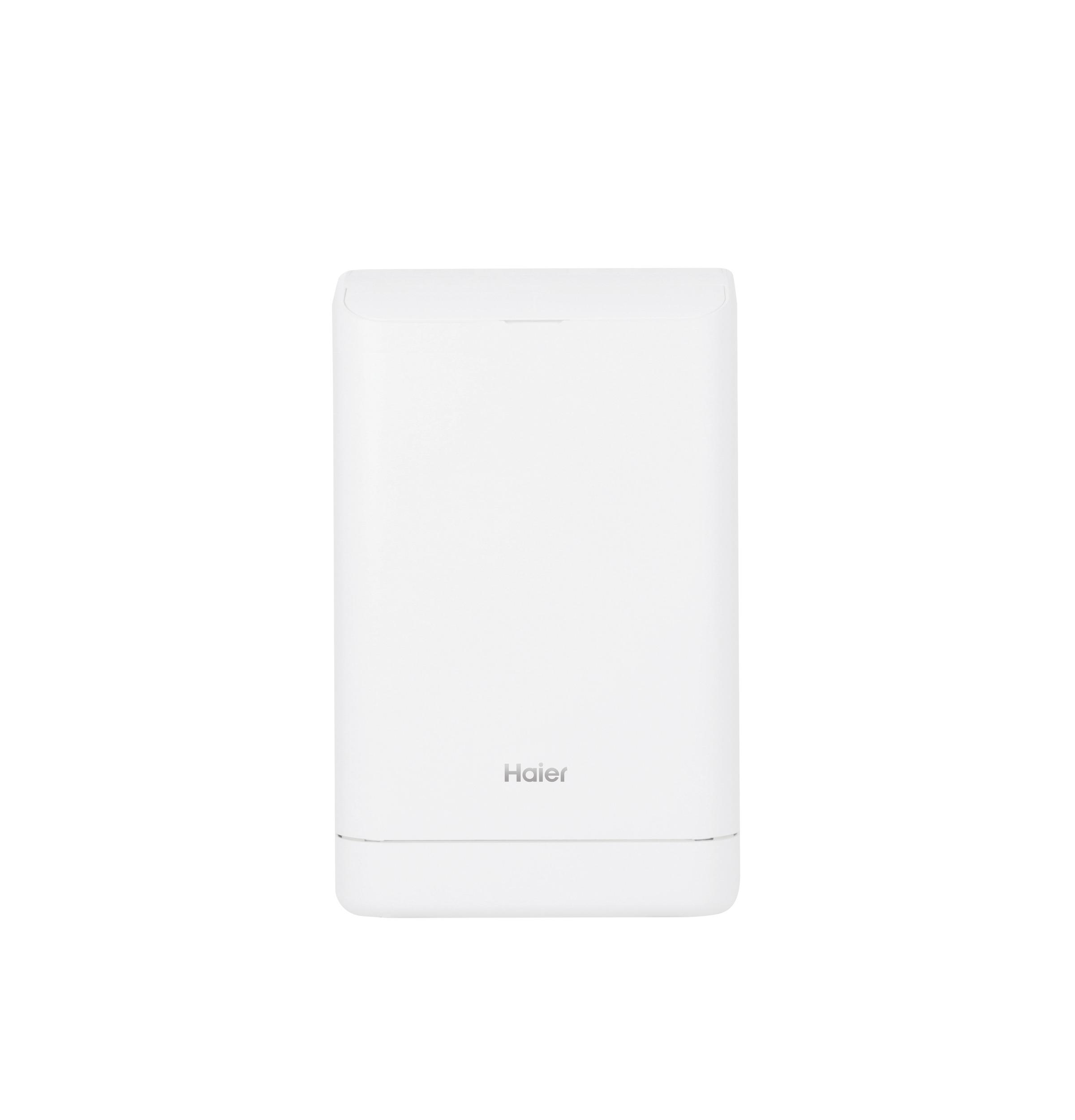 Haier Haier® Portable Air Conditioner with Dehumidifier for Medium Rooms up to 350 sq. ft., 10,000 BTU (6,700 BTU SACC)