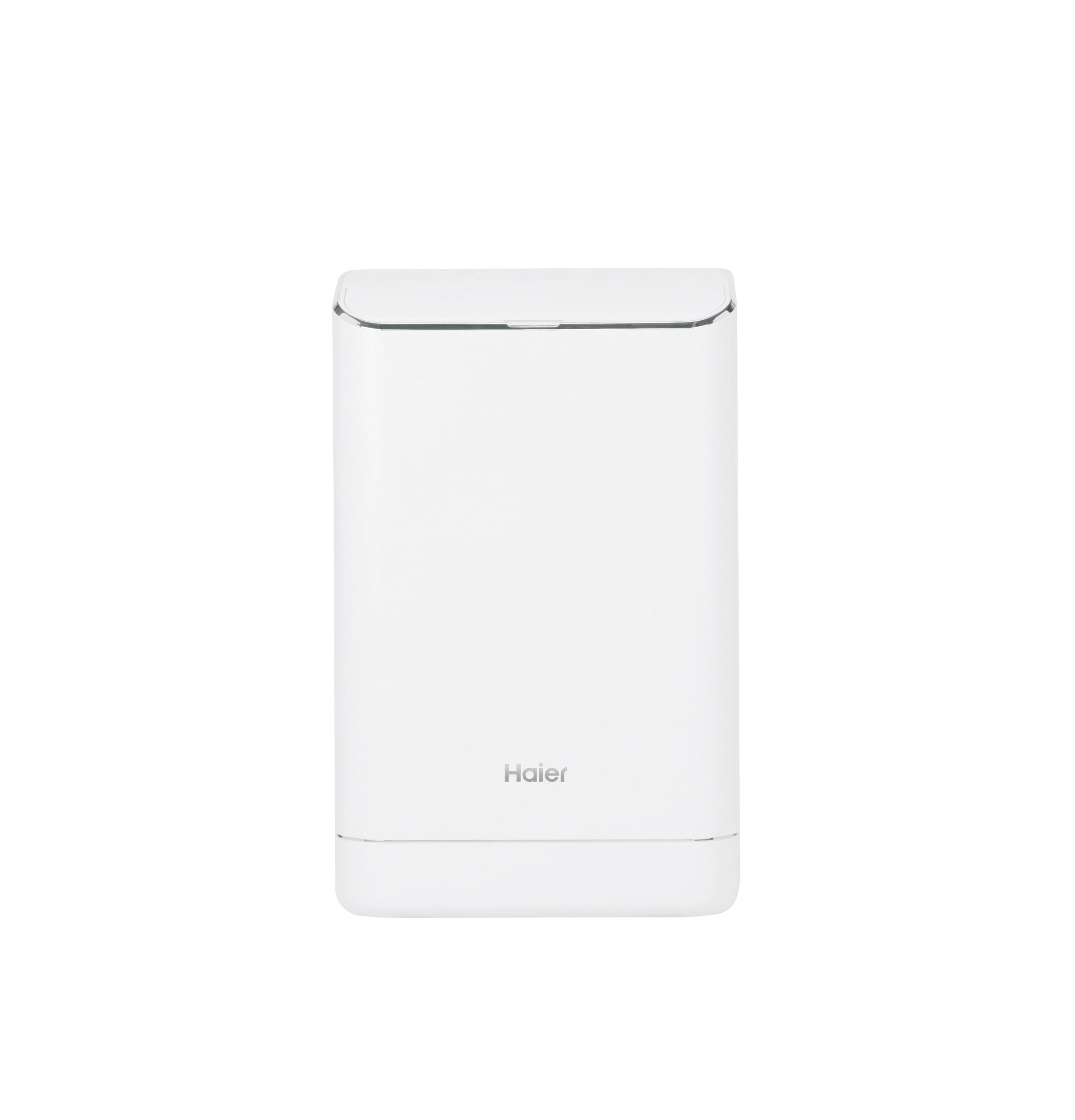 Haier Haier® Portable Air Conditioner with Dehumidifier for Medium Rooms up to 450 sq. ft., 12,000 BTU (8,200 BTU SACC)