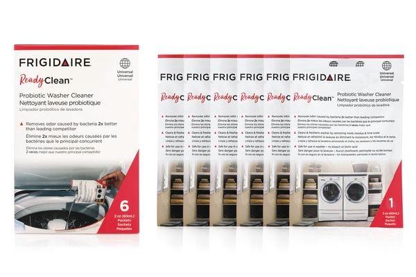 Model: 10FFPROL02 | Frigidaire ReadyClean™ Probiotic Washer Cleaner 6 pack