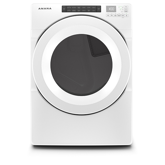 Amana 7.4 cu. ft. Front-Load Dryer with Sensor Drying