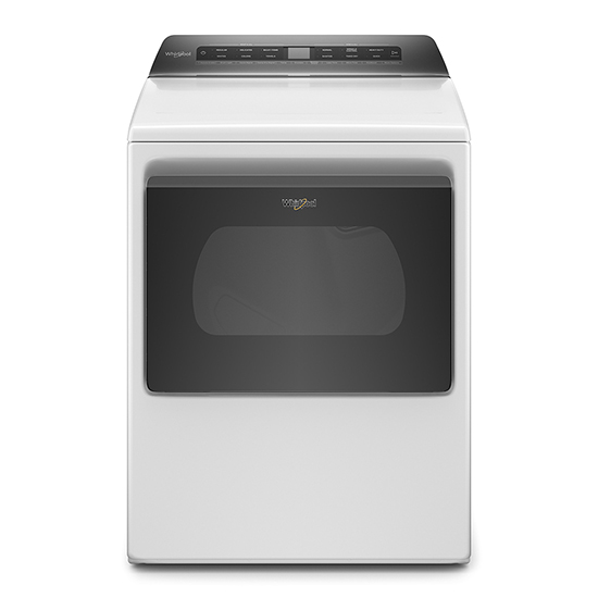Whirlpool 7.4 cu. ft. Smart Capable Top Load Electric Dryer